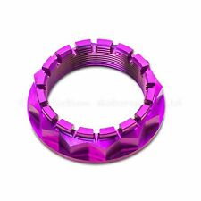 Ducati Panigale 1098 1198 S, 1199 S, 1299 S Purple Titanium Rear Wheel Axle Nut