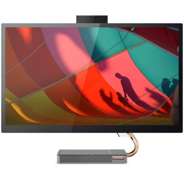 "Lenovo IdeaCentre A540 Desktop, 27"" IPS Touch  250 nits, i7-9700T"