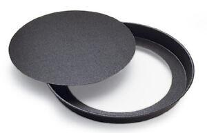 Gobel-rond-antiadhesif-Tarte-Quiche-PAN-Plain-edge-avec-Loose-Fond-Amovible