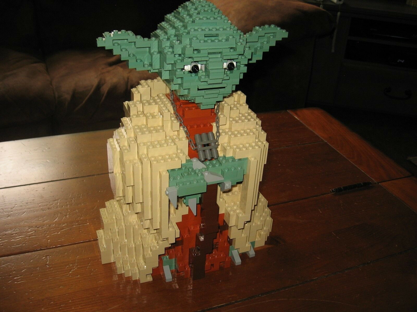 LEGO  YODA   UCS  7194  THE MIGHTY YODA AWESOME     vendite online