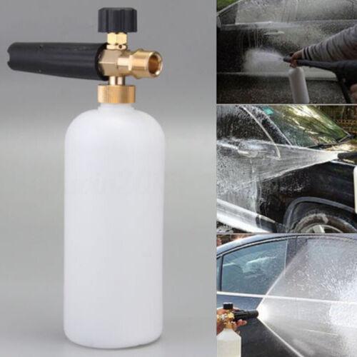 Schaumlanze Hochdruck Schaum Düse Injektor Flasche Für Kranzle  Karcher