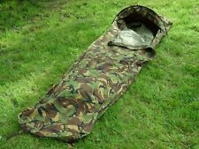 Dutch Army Issue Goretex Gore Tex Hooped Bivi Bivvy Bag Tent. DPM Woodland Camo
