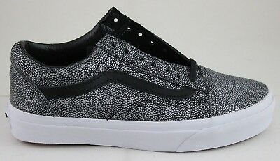 4fe96dc8a45d22 Women s Vans Old Skool Embossed Stingray VN0004OJJQY Black Brand New ...