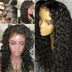 Curly-Wig-Human-hair-lace-front-wig-full-lace-wigs-natural-hairline-baby-hair