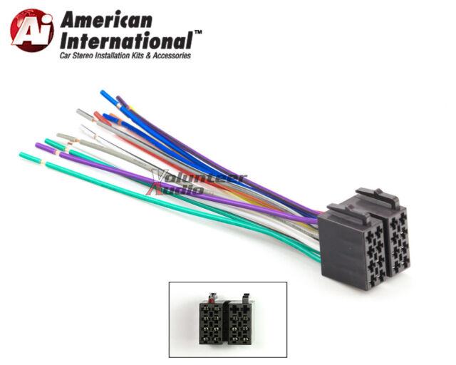 vwh1001 american international wiring harness plugs into oem radiovwh1001 american international wiring harness plugs into oem radio