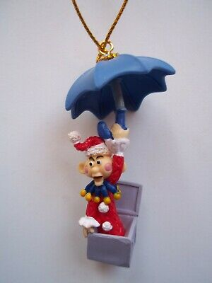 Rudolph Misfit Ornament Charlie In the Box Misfit Toy