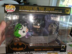 Funko Pop Batman and Joker 1989 Movie Moments