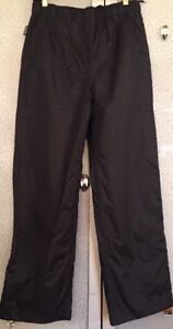 Youth-XL-Black-Pacific-Trail-Wind-Pants