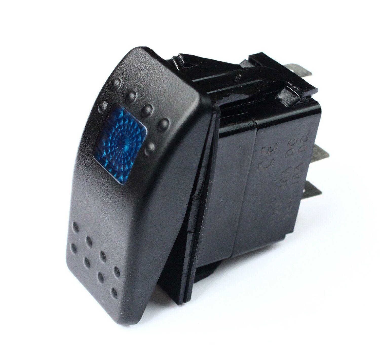 Polaris RZR 800 XP 900 Rocker Switch Waterproof Off Road ...