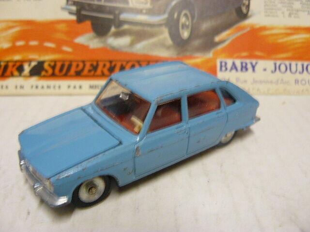 Dinky toys old voiture renault  16 footnote 537  40% de réduction