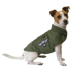 Veste de vol en nylon Alpha Industries Hunde Mantel Dog