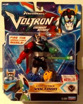 2017 Dreamworks Voltron Legendary Defender Series Legendary Red Lion New MISB