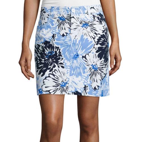 John/'s Bay Floral Twill Skort Size 16P New St