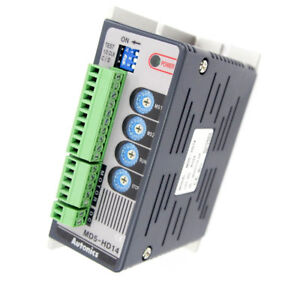 Autonics MD5-HD14 5-Phase Micro Stepper Motor Driver, 1 MHz, 20-35 VDC, 3A