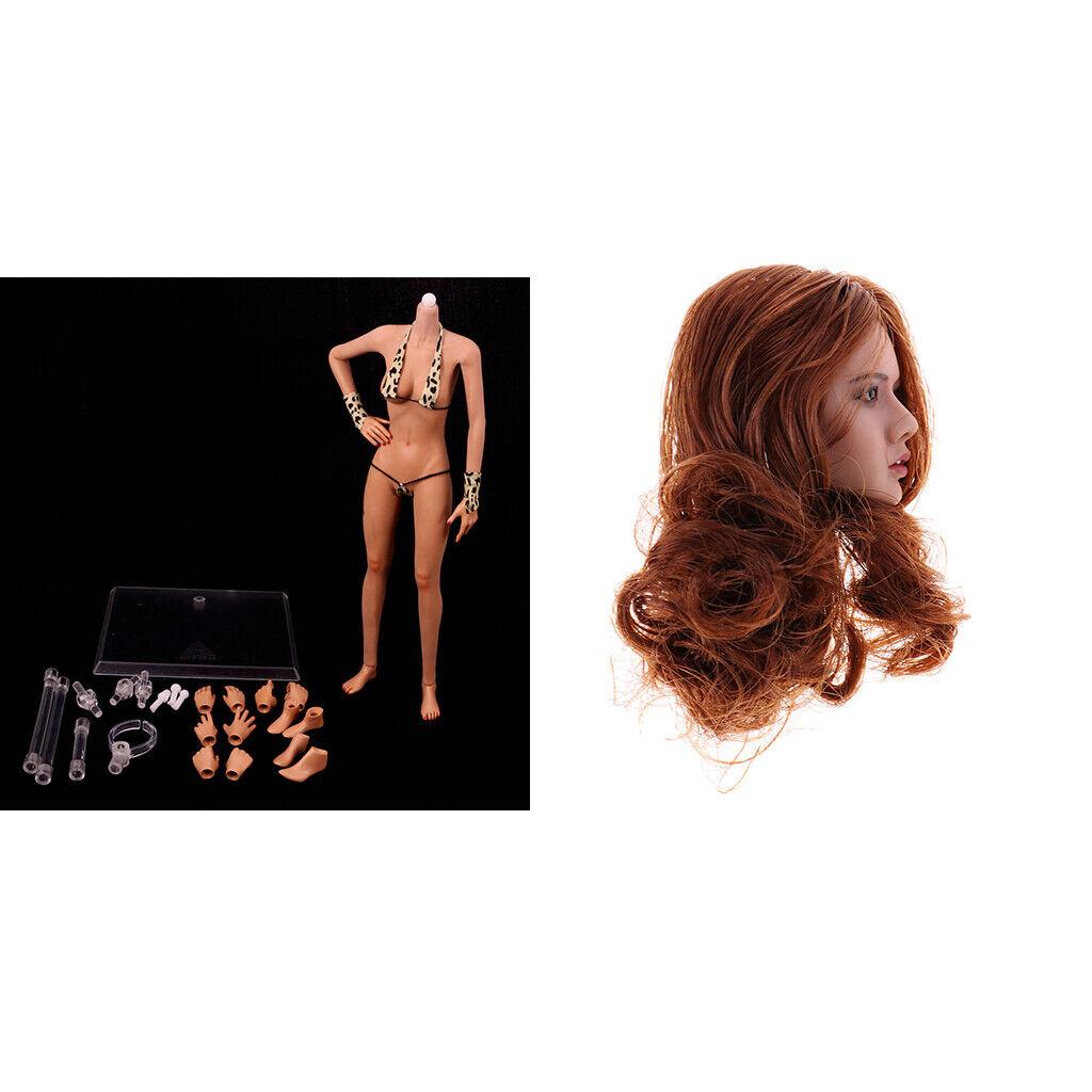 1  6 scala americana TESTA SCOLPIRE GIOCATTOLI Donna azione cifra di frumento della pelle  vendita di fama mondiale online