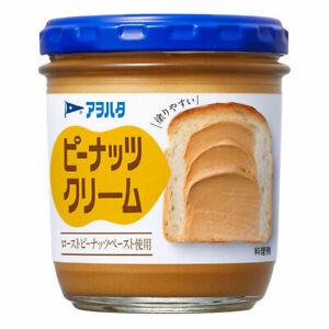 Aohata-Peanut-Cream-Paste-140g-Bread-Spread-Jam-Japan