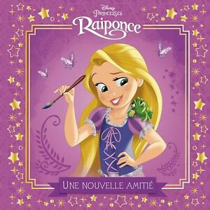 RAIPONCE-Une-nouvelle-amitie-Album-illustre-pour-enfants