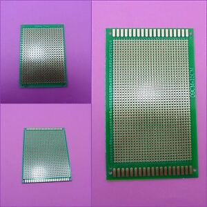 one sided 9x15cm 7x9cm 5x7cm soldering universal circuit boards
