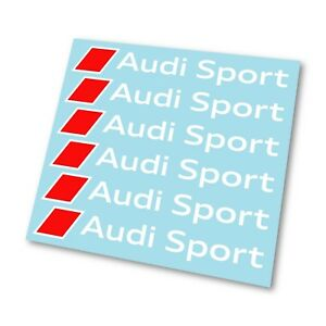 x6-Premium-Audi-Sport-Logo-Badge-Hi-Temp-Brake-Caliper-Stickers-Decals