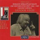 Bach Orchestral Suites Sandor Vegh Audio CD
