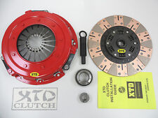 XTD STAGE 3 DUAL MULTI FRICTION CLUTCH KIT 99-04 FORD MUSTANG COBRA SVT