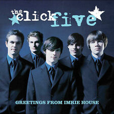 Greetings From Imrie House The Click Five Audio CD