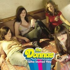 Who Invited You [Single] by The Donnas (CD, May-2003, Atlantic (Label))