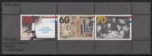 NIEDERLANDE-Mi-Block-23-postfrisch-ansehen-MW-3-20-R300-111-2