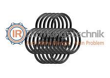 O-Ring Anillo de cero alrededor del anillo 16,0 x 2,0 mm EPDM 70 Shore a negro (20) St.