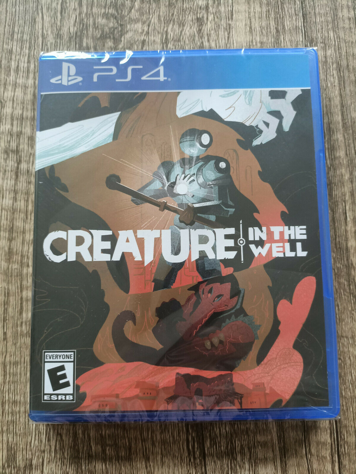 Creature in the Well - Playstation 4 PS4 - NEW - *2000 copies* - SEALED