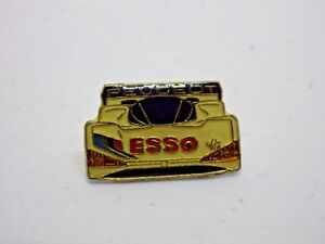 Pin-039-s-Vintage-Year-90s-Esso-Automobile-Race-Lot-R085