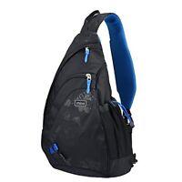 Mixi Sling Single Strap Shoulder Crossbody Backpack, 19-inch (47.5x30x13)cm ,...