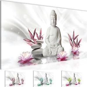 Details Zu Wandbilder Xxl Bilder Buddha Feng Shui Vlies Leinwand Bild Kunstdruck 011612p