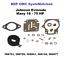 Johnson Evinrude Carburetor Carb Kit 18-75 HP 396701 392061 BRP OMC Kit 398729