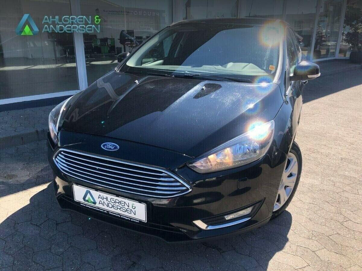Ford Focus 2,0 TDCi 150 Titanium Van 5d