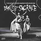 Danse Sacrale: 14 Early Avant-Garde and Electronic Compositions Forballet and Modern Dance LP (Vinyl, Feb-2014, 2 Discs, Cacophonic)