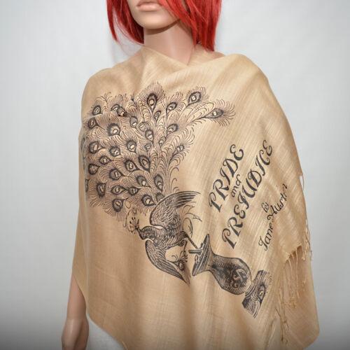 Pride and Prejudice scarf//shawl