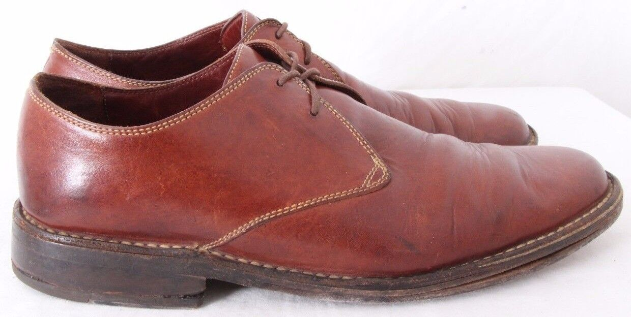 Cole Haan Country C02175  2-Eye Plain Toe Casual Oxfords Men's US 11.5M
