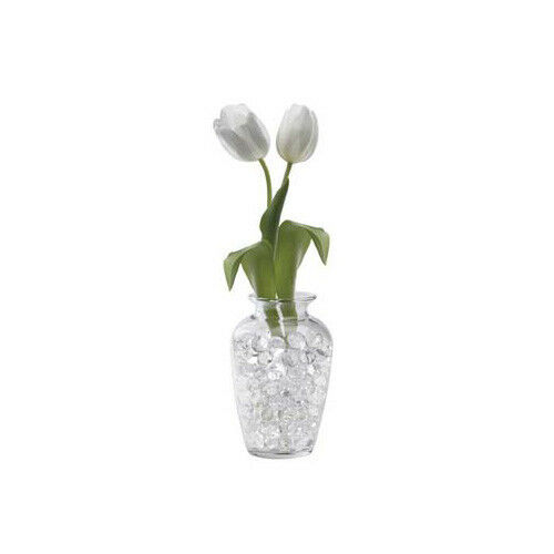 Decorative clear gel spheres for flowers /& candles