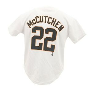 premium selection 93398 fa28a Details about Pittsburgh Pirates MLB Genuine Kids Youth Size Andrew  McCutchen Jersey New Tags