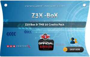 Details about Z3X Credit Pack 50 Credits