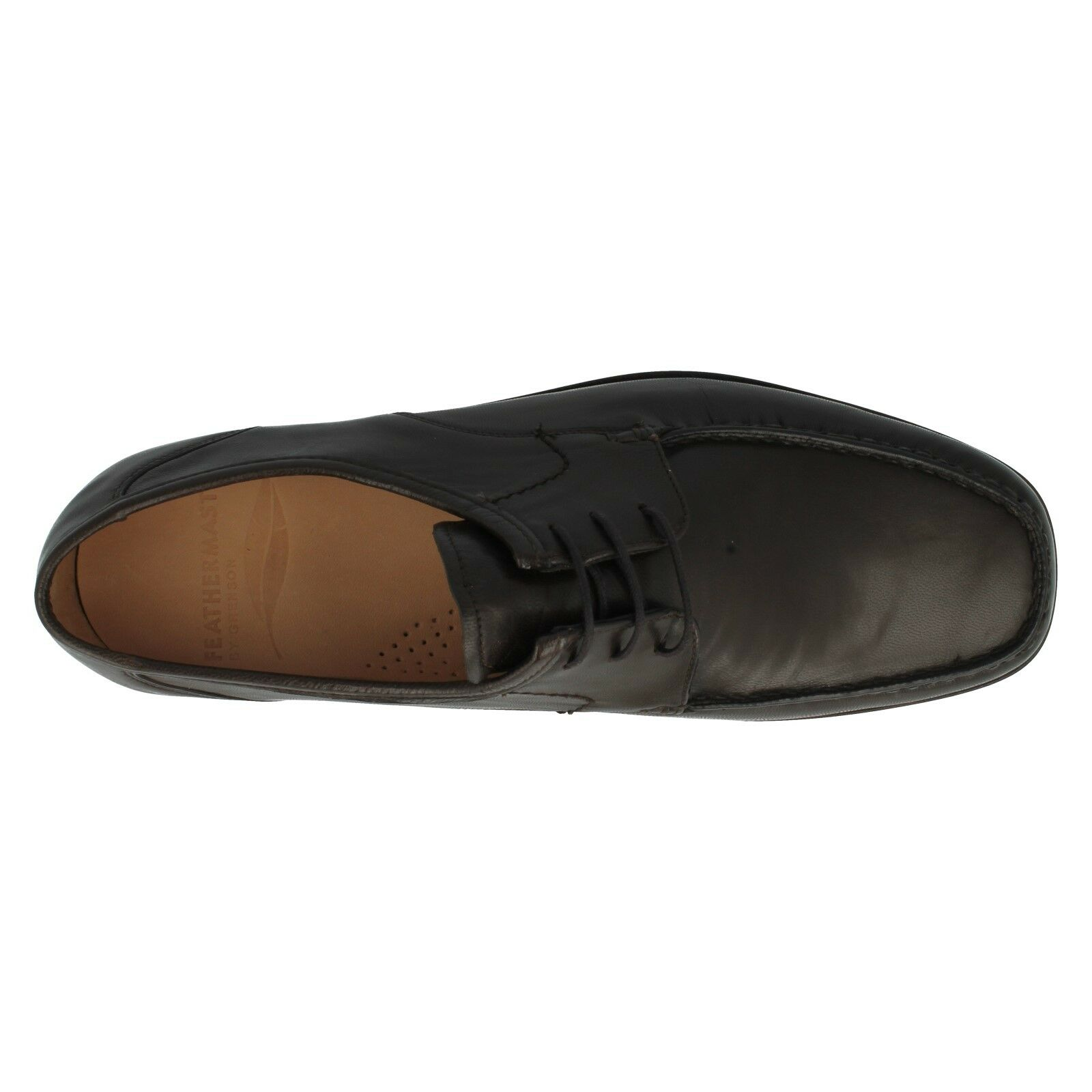 Herren GRENSON GRENSON GRENSON SMART BROWN LEATHER LACE UP CASUAL Schuhe 9673-29 UK SIZE 8.5 9 11 9a52c9