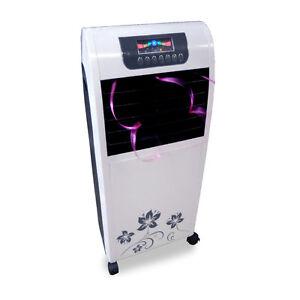 neu 3in1 air cooler luftbefeuchter luftreiniger. Black Bedroom Furniture Sets. Home Design Ideas