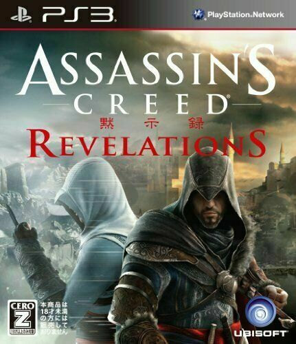 Assassin S Creed Revelations Ps3 Playstation 3 For Sale Online Ebay