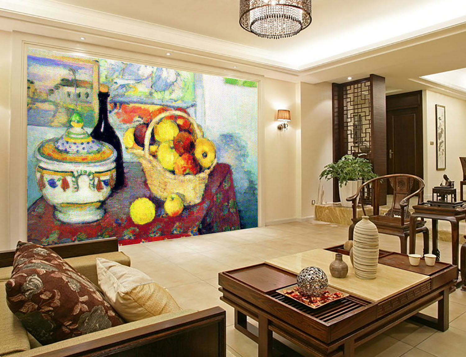 3D Oil Painting Art 512 Wall Paper Wall Print Decal Wall Deco Indoor Mural Carly