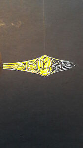 DESPRES Dessin original GOUACHE bracelet or Initiales JOAILLERIE ART DECO 1930 sWA7KkjB-09094119-435742264