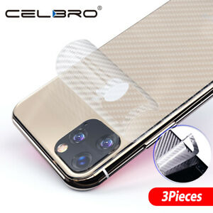 Carbon-Fiber-Back-Cover-Thin-Film-Sticker-Protector-For-Apple-iPhone-11-Pro-Max