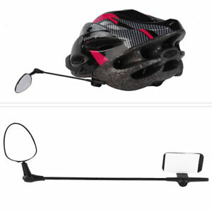 Safety Cycling Bike Safe Mirrors Bicycle Rearview Bike Mirror Arm Wrist Strap