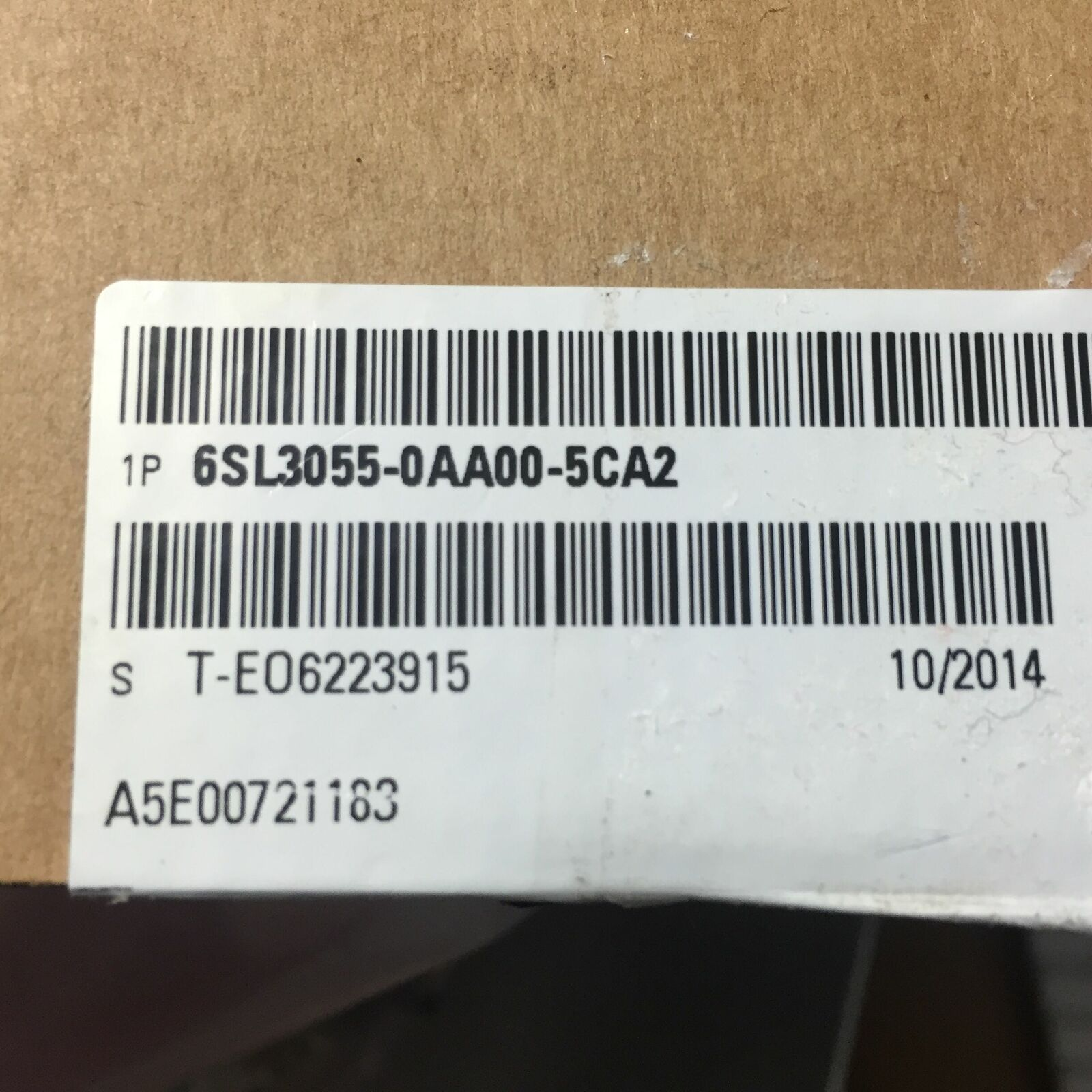 Details about  / 1pc new  Siemens SMC30 6SL3055-0AA00-5CA2