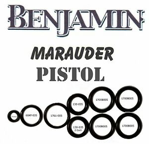 Benjamin-Marauder-Pistol-O-ring-Seal-Kit-BP-2220-22-Caliber
